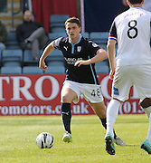 Dundee's Stephen McGinn - Dundee v Inverness Caledonian Thistle - SPFL Premiership at Dens Park <br /> <br />  - &copy; David Young - www.davidyoungphoto.co.uk - email: davidyoungphoto@gmail.com