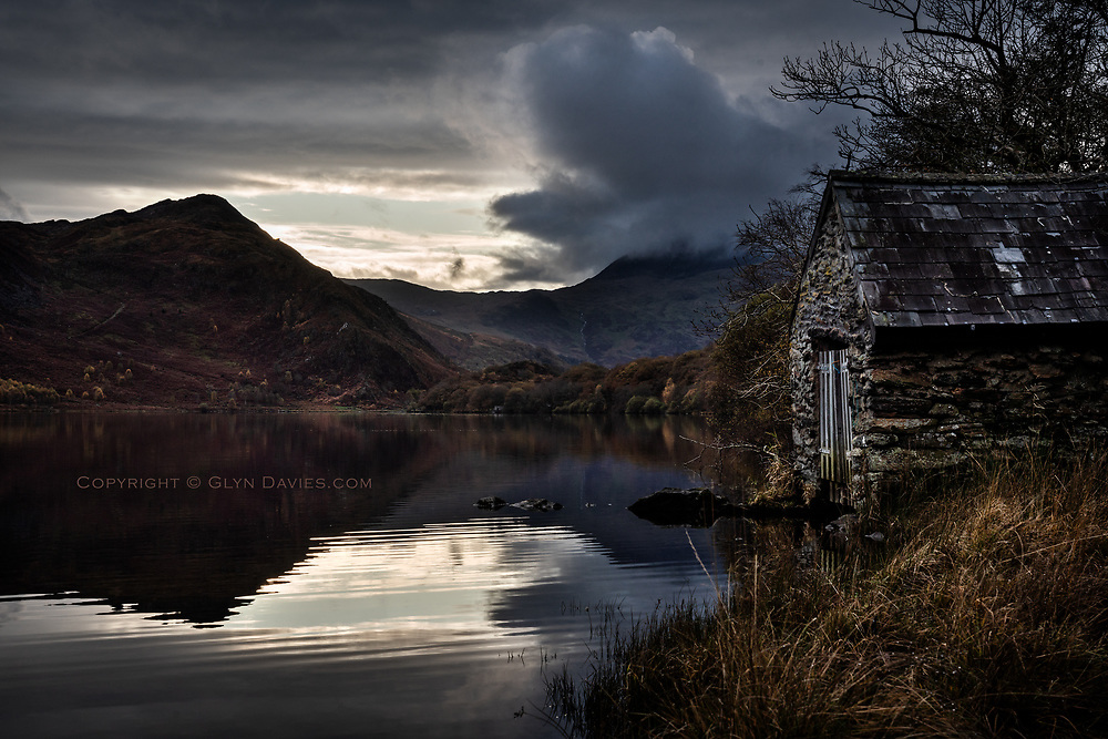 """Don't usually mess around with PhotoShop, preferring to keep things as natural as I remember, but in this case I just felt it was a lovely pair for my old shot, """"Reflecting on Past Times"""""""