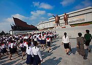 What can you do on sunday when you live in a dictatorship? You can hardly fly outside of the for a week end, or take your car to the beach...<br />