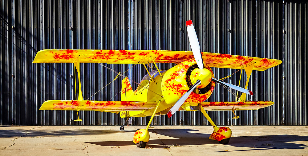 Pitts Model 12, photographed at Air Acres in Woodstock, Georgia.  Created by aviation photographer John Slemp of Aerographs Aviation Photography. Clients include Goodyear Aviation Tires, Phillips 66 Aviation Fuels, Smithsonian Air & Space magazine, and The Lindbergh Foundation.  Specialising in high end commercial aviation photography and the supply of aviation stock photography for commercial and marketing use.