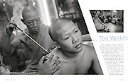 Thai Tattoo / China Magazine : <br />