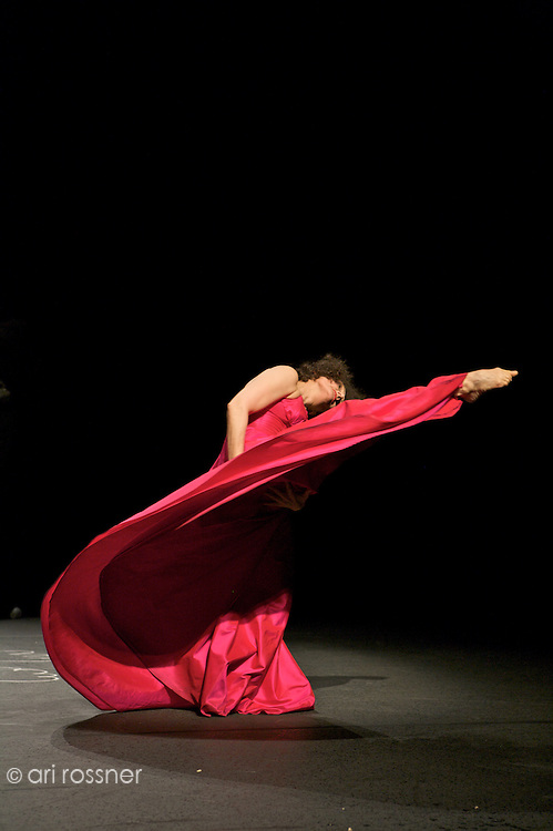 First representation of the company in Paris after Pina Bausch's death&lt;br&gt;<br /> Nazareth Panadero