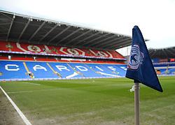 General views of Cardiff City stadium- Mandatory by-line: Nizaam Jones/JMP - 17/02/2018 -  FOOTBALL - Cardiff City Stadium - Cardiff, Wales -  Cardiff City v Middlesbrough - Sky Bet Championship