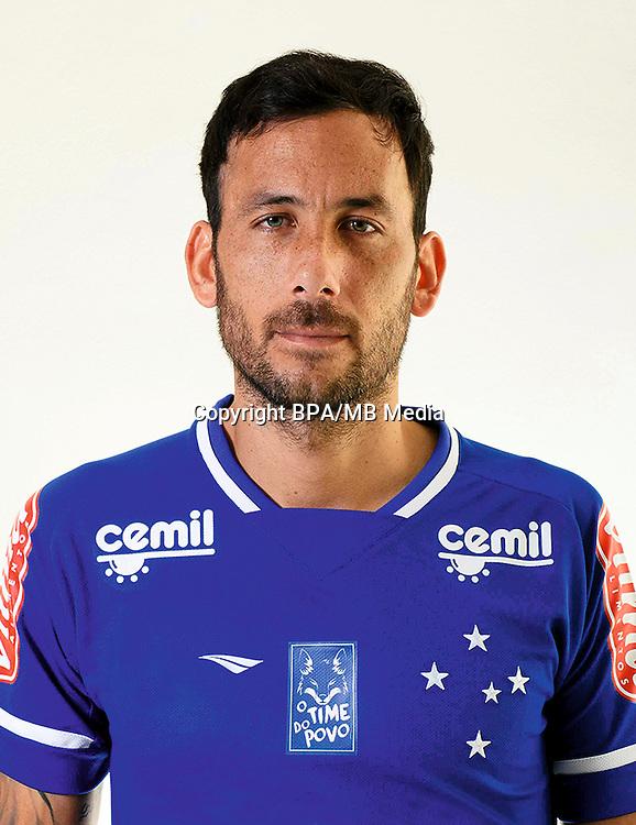 Brazilian Football League Serie A / <br /> ( Cruzeiro Esporte Clube ) - <br /> Alejandro Ariel Cabral &quot; Ariel Cabral &quot;