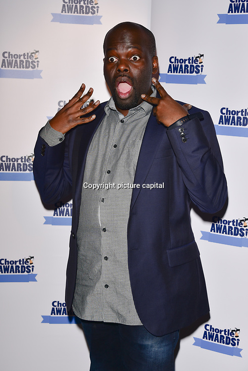 Daliso Chaponda Attend the Annual awards celebrating the best of British comic talent on 19 March 2018 at Pizza Express Live, Holborn, london, UK.