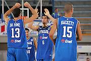 Campionato Europeo Maschile Under 20 Italia-Israele<br /> Davide Bruttini Luigi Datome