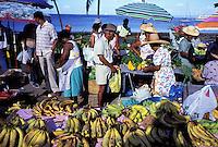 France - Département d'Outre mer de la Martinique (DOM) - Marché de Saint Pierre