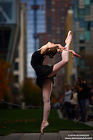 Dance As Art New York City Photography Project High Line Series with dancer, Madlena Bobeva