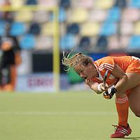 MONCHENGLADBACH - Junior World Cup<br /> Pool A: The Netherlands - USA<br /> photo: <br /> COPYRIGHT FRANK UIJLENBROEK FFU PRESS AGENCY