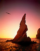 Image of Land's End at Cabo san Lucas, Baja California Sur, Mexico