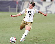 FIU Women's Soccer Vs. Louisianna Tech 2015