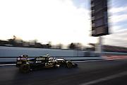 February 26-28, 2015: Formula 1 Pre-season testing Barcelona : Pastor Maldonado, (VEN), Lotus