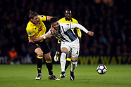 Watford v West Bromwich - 4 April 2017