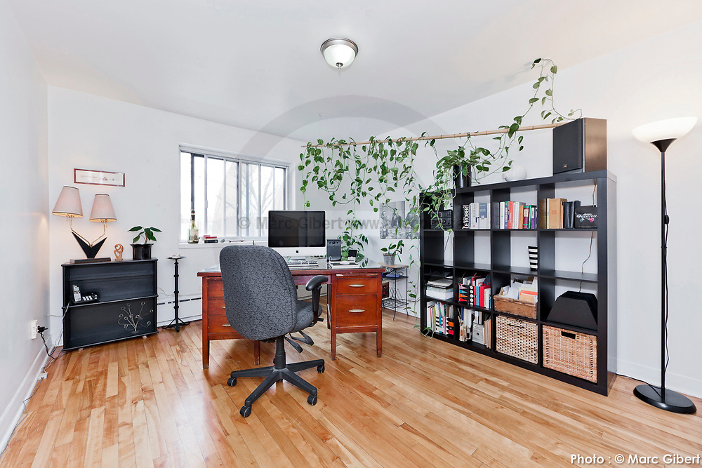 Appartement Laurier à   / Montreal / Canada / 2017-03-31, Photo © Marc Gibert / adecom.ca
