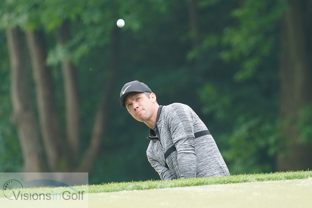 Paul Casey<br /> On the first day