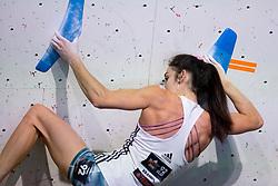 Mia Krampl of Slovenia during Qualifications of Adidas RockStars 2018, on September 21, 2018 in Porsche-Arena, Stuttgart, Germany. Photo by Urban Urbanc / Sportida