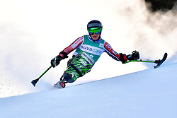 KURKA Andrew, LW12-1, USA at the World ParaAlpine World Cup Veysonnaz, Switzerland