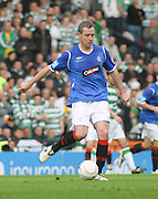 Rangers' David Weir during the League Cup final between Rangers and Celtic at Hampden Park -<br /> David Young Universal News And Sport