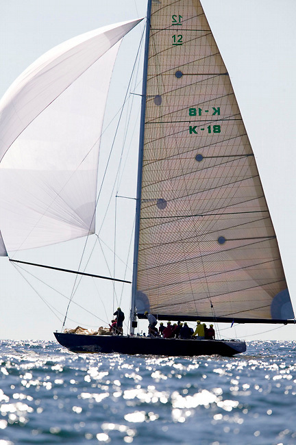 Lionheart, Modern class at the 12 Meter Class North American Championship