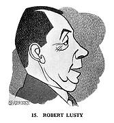 These Looks Speak Volumes 15. Robert Lusty