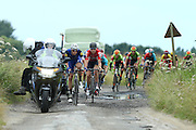 BELGIUM / BELGIE / BELGIQUE / CYCLING / WIELRENNEN / CYCLISME / UCI EUROPE TOUR / NAPOLEON GAMES CYCLING CUP / DWARS DOOR HET HAGELAND / FROM AARSCHOT TO DIEST / 197,7 KM / BEVEKOMSESTRAAT IN BIERBEEK (STROOK 1) / TERPSTRA NIKI (ETIXX - QUICK STEP) / WALLAYS JELLE (LOTTO SOUDAL) /