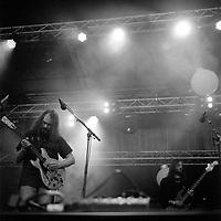 Motorpsycho, Midtsommerjazz 2013.<br /> Foto: Svein Ove Ekornesvåg
