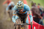 BELGIUM / NAMEN / NAMUR / CYCLING / WIELRENNEN / CYCLISME / CYCLOCROSS / CYCLO-CROSS / VELDRIJDEN / WERELDBEKER / WORLD CUP / COUPE DU MONDE / U23 / TOON AERTS (BEL) /