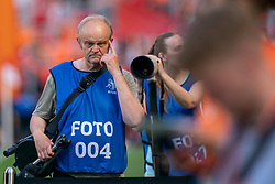 01-06-2019 NED: Netherlands - Australia, Eindhoven<br /> <br /> Friendly match in Philips stadion Eindhoven. Netherlands win 3-0 / Pree photographer, Volkskrant Guus