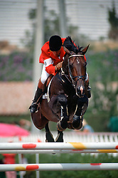 Philippaerts Ludo-Darco<br /> Olympic Games Barcelona 1992<br /> Photo © Dirk Caremans