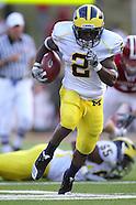 NCAA Football - Indiana University vs University of Michigan - Bloomington, IN