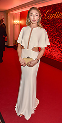 Hannah Selleck daughter of Tom Selleck at The Cartier Racing Awards 2018 held at The Dorchester, Park Lane, England. 13 November 2018. <br /> <br /> ***For fees please contact us prior to publication***