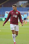 2 Matthew Lowton for Burnley FC during the Europa League third qualifying round leg 2 of 2 match between Burnley and Istanbul basaksehir at Turf Moor, Burnley, England on 16 August 2018.