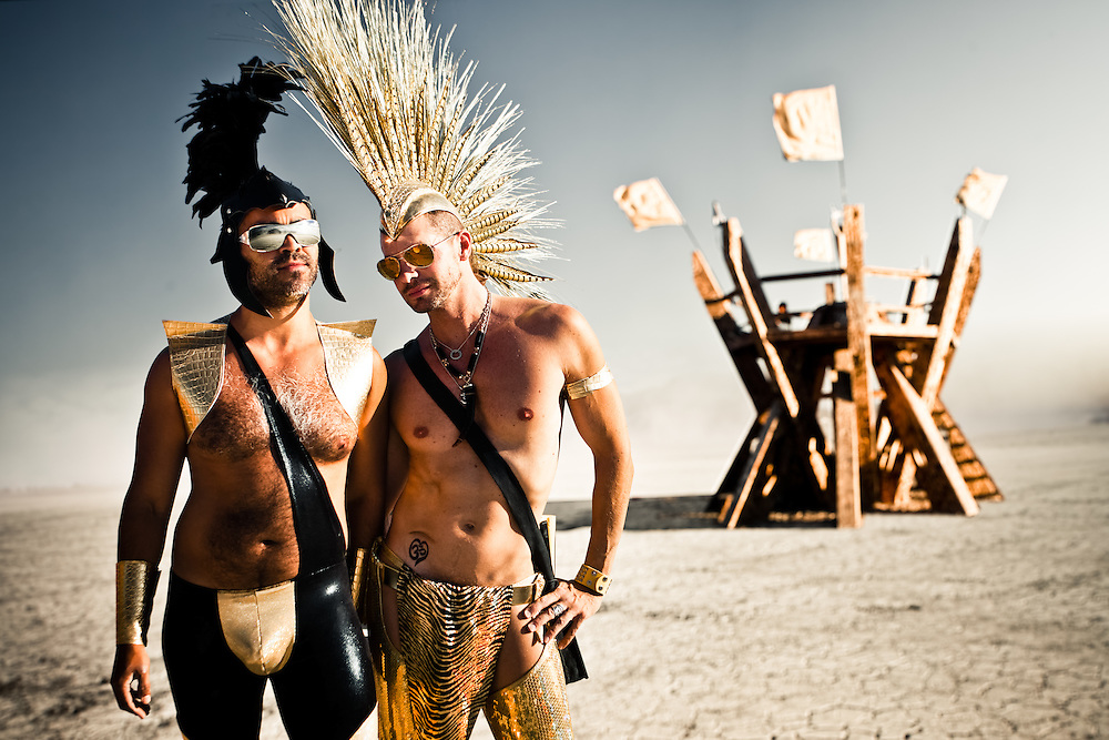 Rites Of Passage, Burning Man 2011