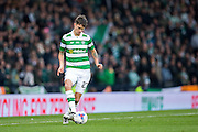 Celtic defender Mikael Lustig (#23) in action during the Scottish Cup final match between Aberdeen and Celtic at Hampden Park, Glasgow, United Kingdom on 27 November 2016. Photo by Craig Doyle.