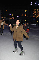 BIP LING at a Winter Party hosted by Tiffany to celebrate the opening of the Ice Rink at Somerset House for Christmas 2011 held on 21st November 2011.