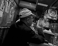 Walkabout in Shinjuku -- Looking for a Photography Theme. Image taken with a Leica CL camera and 23 mm f/2 lens.