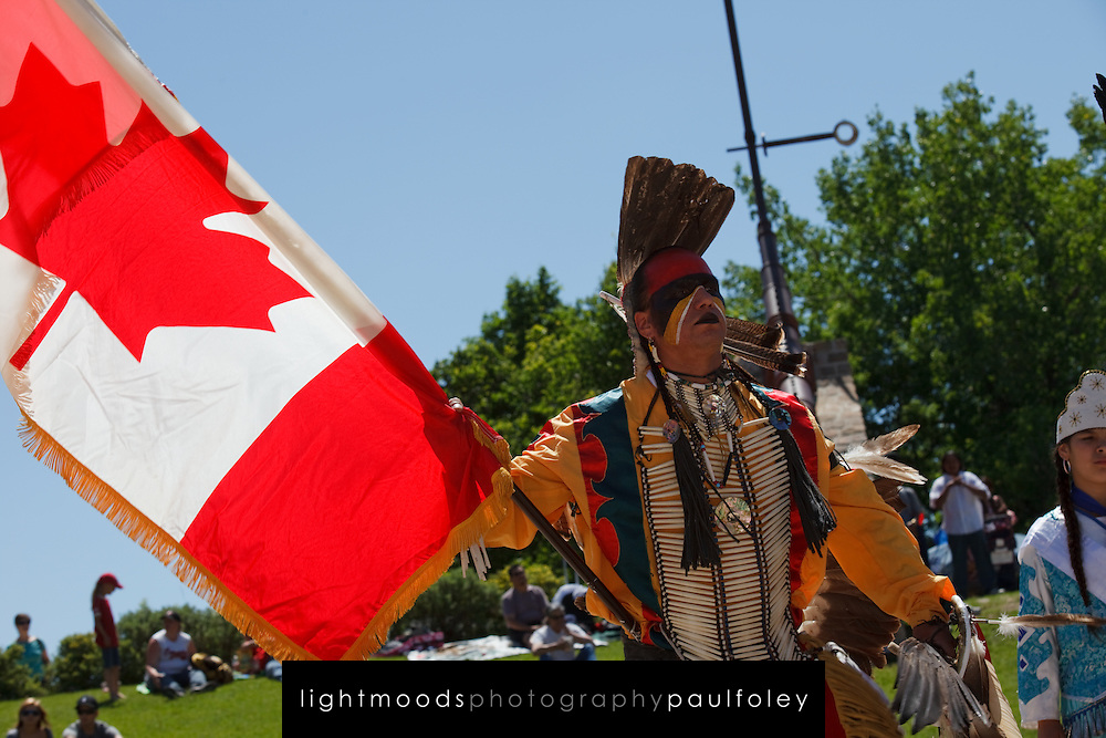Canada Day Celebrations, Winnipeg Canada