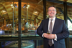 EMBARGOED: 00.01 TUE 22052018  Scott McCroskie, managing director of The Macallan in the new distillery on the Easter Elchies Estate, Speyside. Pic copyright Terry Murden @edinburghelitemedia  EMBARGOED: 00.01 TUE 22052018