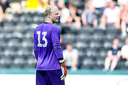 Jonathan Mitchell of Derby County - Mandatory by-line: Robbie Stephenson/JMP - 14/07/2018 - FOOTBALL - Meadow Lane - Nottingham, England - Notts County v Derby County - Pre-season friendly