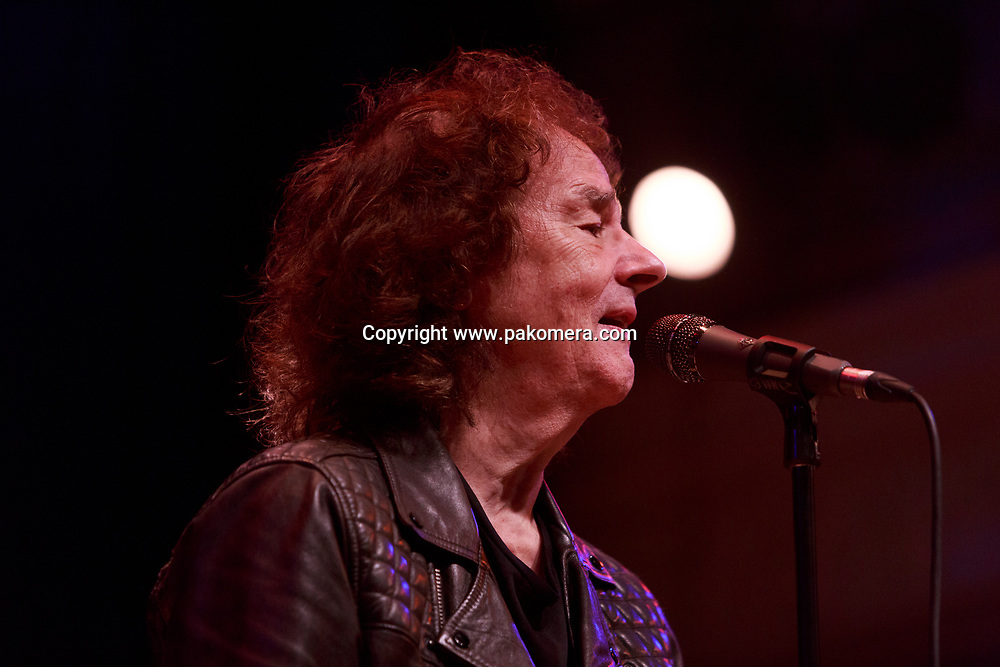 Edinburgh, Scotland. UK. 16 June 2018. The Zombies performs on stage at The Queen's Hall. Edinburgh. Pako Mera