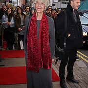 London,England, UK : 25th April 2016 : Sheila Hancock attend the Doctor Faustus – Gala Opening Night at the Duke of York's Theatre, St Martin's Lane , London. Photo by See Li