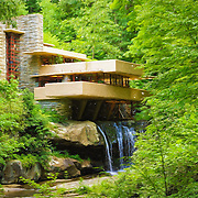 """Fallingwater Painterly 1""<br />