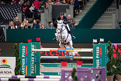 Dassler Daniel, GER, Con Spirit 7<br /> Leipzig - Partner Pferd 2019<br /> © Hippo Foto - Stefan Lafrentz
