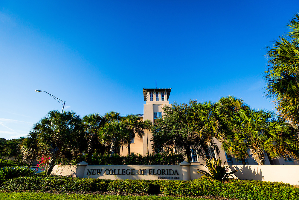 SARASOTA, FL -- August 19, 2016 -- ACE Academic Center at New College of Florida. (PHOTO / New College of Florida, Chip Litherland)