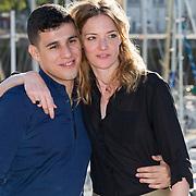 Yasin Houicha et Kate Moran