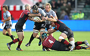 Rugby Union - Saracens v Sharks