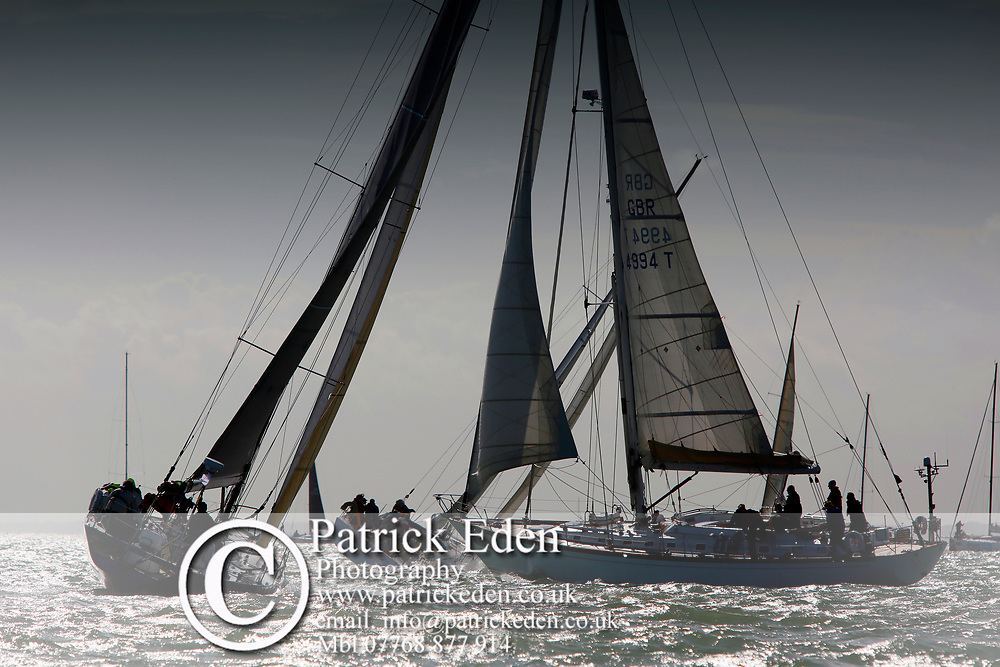GBR 4994T, Isle of Wight, Cowes, Round the Island Race, J P Morgan, 2016, GBR 4994T, Matterhorn,