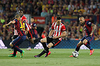Athletic de Bilbao´s Aritz Aduriz during 2014-15 Copa del Rey final match between Barcelona and Athletic de Bilbao at Camp Nou stadium in Barcelona, Spain. May 30, 2015. (ALTERPHOTOS/Victor Blanco)
