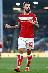 Marlon Pack of Bristol City - Mandatory by-line: Phil Chaplin/JMP - FOOTBALL - Carrow Road - Norwich, England - Norwich City v Bristol City - Sky Bet Championship