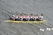 Putney/Barnes,  Great Britain,  Marbacher RV [GER] ,  2008 Head of the River Race. Raced from Mortlake to Putney, over the Championship Course.  15/03/2008  [Mandatory Credit. Peter Spurrier/Intersport Images] Rowing Course: River Thames, Championship course, Putney to Mortlake 4.25 Miles,